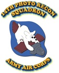 Army Air Corps - 14th Photo Recon Squadron