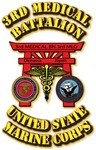 USMC - 3rd Medical Battalion