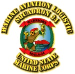 USMC - Marine Aviation Logistics Squadron 24
