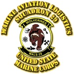 USMC - Marine Aviation Logistics Squadron 29