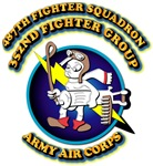487th Fighter Squadron - 352nd Fighter Group