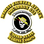 USMC - Marine Fighter Attack Squadron 332