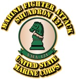USMC - Marine Fighter Attack Squadron 121