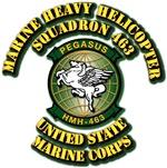 USMC - Marine Heavy Helicopter Squadron 463