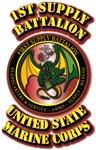 USMC - 1st Supply Battalion