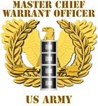Army - Emblem -  Master CW4-CW 5