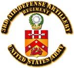 COA - 3rd ADA Regiment