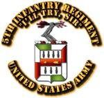 COA - 5th Infantry Regiment