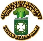 COA - 4th Infantry Regiment