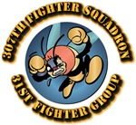 AAC - 307th Fighter Squadron,  31st Fighter Group