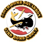 AAC - 330th Bomb Squadron,93rd Bomb Group