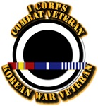 Army - I Corps w Korean Svc