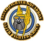AAC - 355th Fighter Squadron - 354th Fighter Group