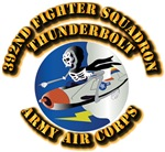 AAC - 392nd Fighter Squadron - Thunderbolt