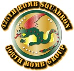 AAC - 425th Bomb Squadron ,308th Bomb Group