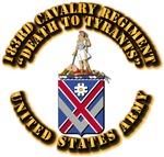 COA - 183rd Cavalry Regiment