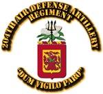 COA - 204th Air Defense Artillery Regiment