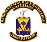 COA - 63rd Antiaircraft Artillery Battalion