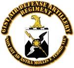 COA - 61st Air Defense Artillery Regiment