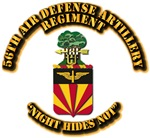COA - 56th Air Defense Artillery Regiment