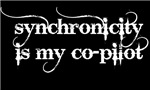 sychronicity is my co-pilot