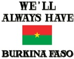 Flags of the World: Burkina Faso