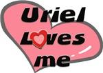 uriel loves me