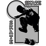 Skate Trick T-shirts and Gifts
