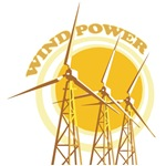 Wind Power T-Shirts and Gifts