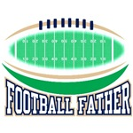 Football Father T-Shirts and Gifts