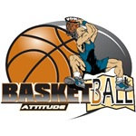 Basketball Attitude T-Shirts and Gifts