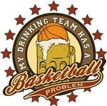 Basketball Drinking Team