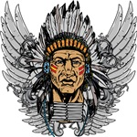 Indian Chief Wings