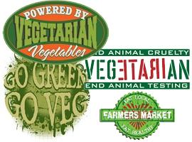 Vegetarian and Farmers Market