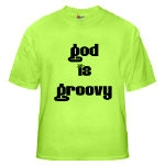 Green Christian T Shirts
