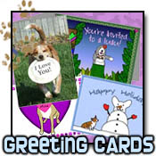Canine Greeting Cards
