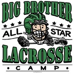 Big Brother Lacrosse Camp Green