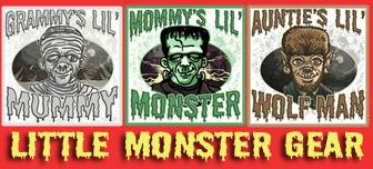 Little Monsters Gear