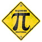 Pi is Irrational Pi Day Gear