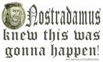 Nostradamus Knew Gift Shop