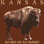 Kansas - Go Big Or Go Home! (Buffalo)