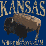 Kansas - Where Big Boys Roam