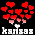 Kansas - Bloomin' Hearts