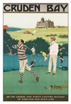 Vintage Scotland Golfing