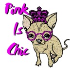 PINK IS CHIC