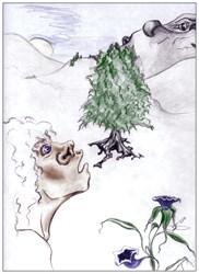Hobbit Dragon Quest. Fantasy Art Gifts