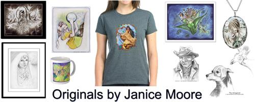 Janice Moore - Picture Art Gifts And Home Decor