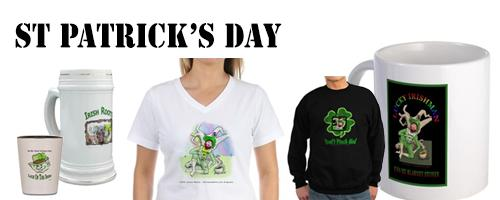 St Patrick Day T-shirt Humor and Funny Irish Gifts