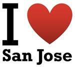 I Love San Jose