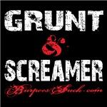 GRUNT & SCREAM